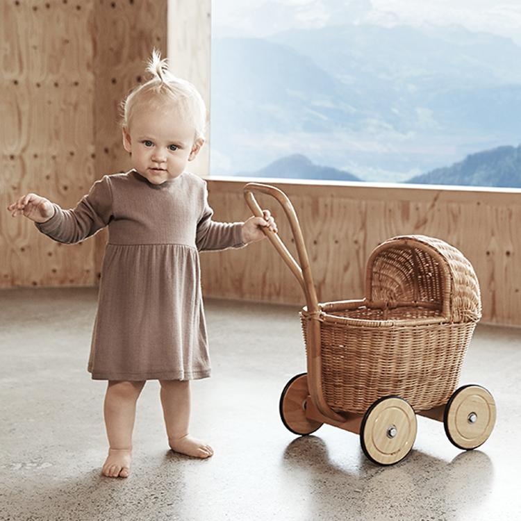3 raisons pour lesquelles votre enfant devrait porter de la laine