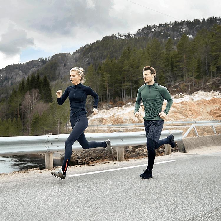 De la tête aux pieds: voilà la meilleure façon de vous habiller pour courir dans un environnement froid