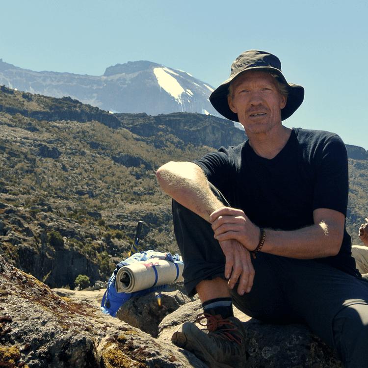 Le sous-vêtement DILLING est testé au Kilimandjaro