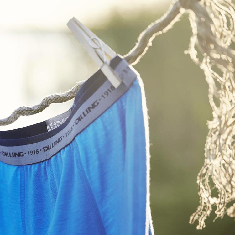 Comment laver votre sous-vêtement en laine