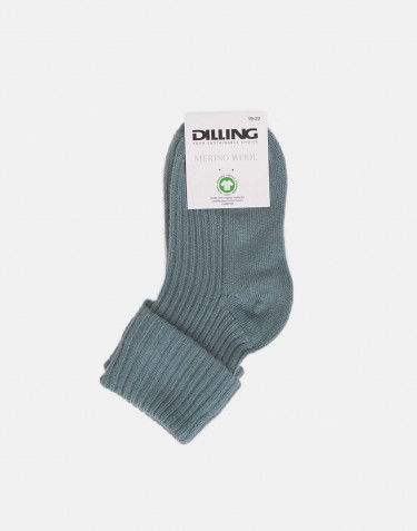 Chaussettes en laine mérinos pour bébé