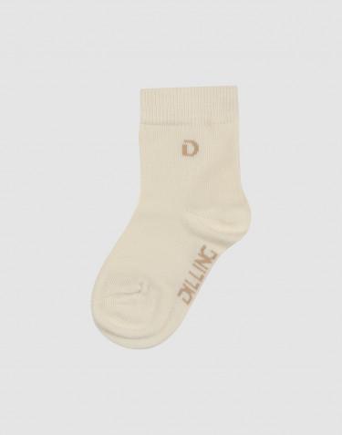 Chaussettes pour enfant - coton bio naturel