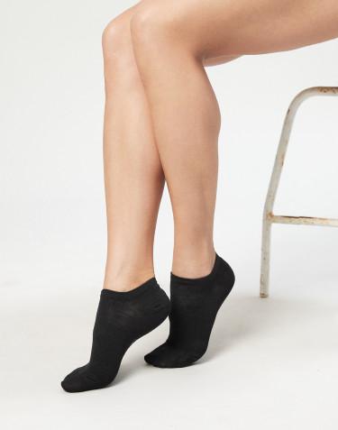 Socquettes en laine pour femme