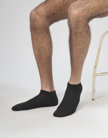 Socquettes en laine pour homme