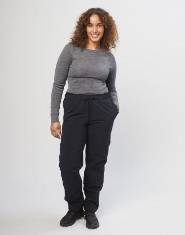 Pantalon softshell pour femme - Noir