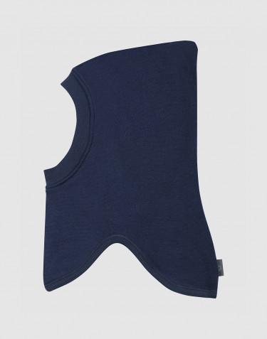 Cagoule en tissu éponge de laine pour enfant