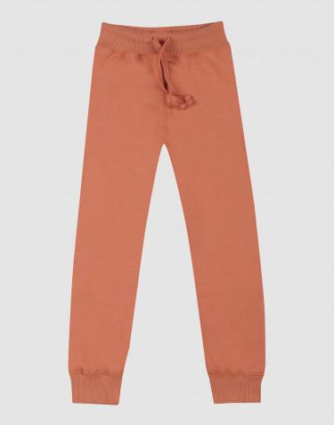 Pantalon en tissu éponge de laine mérinos pour enfant