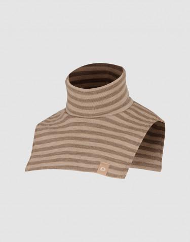Cache-cou en laine mérinos pour enfant