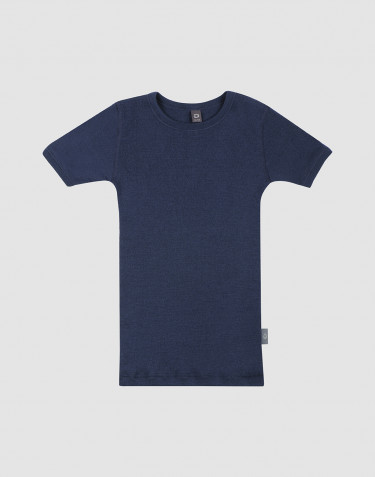 T-shirt pour enfant en laine mérinos