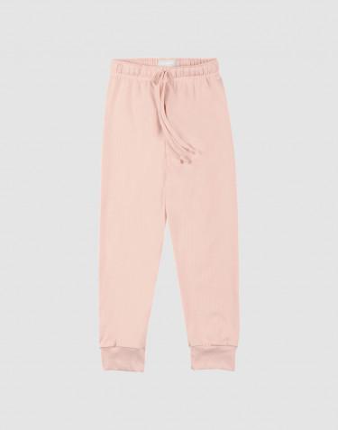 Pantalon de nuit pour enfant Rose