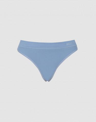String DILLING en coton pour femme Bleu
