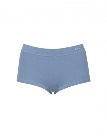 Hipster en coton pour femme Bleu