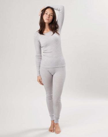 Legging en laine mérinos pour femme