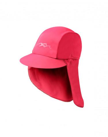 Casquette de soleil pour enfant, avec protéction UV - UPF 50+ Rose