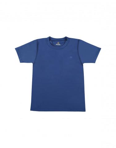 Tee-shirt pour enfant, avec protéction UV - UPF 50+ Bleu