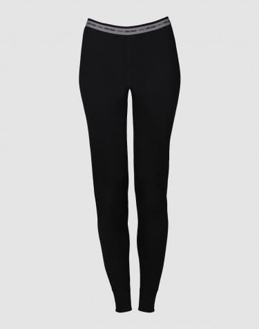 Legging pour femme - laine mérinos exclusive Noir
