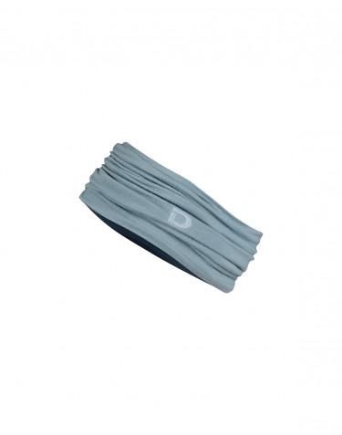 Cache-cou pour homme en laine mérinos exclusive Bleu minéral